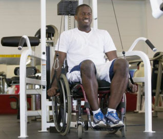 About Strength Training with Disability