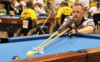 Adaptive Billiards, Pool and Snooker