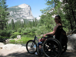 Handicapped Hiking