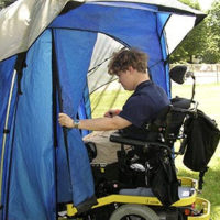 Tips for Camping with a Disability