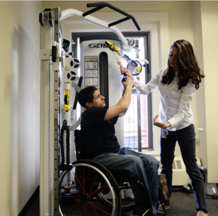 How to Find a Physical Disability Personal Trainer