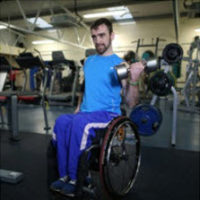 Seated or Wheelchair Strengthening Exercise