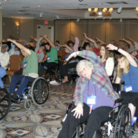 Wheelchair Tai Chi
